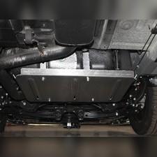 Защита бака (алюминий) 4мм для Chery Tiggo 8 pro 2021-н.в.