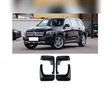 Брызговики Mercedes-Benz GLB X247 (OEM) для автомобиля без подножек