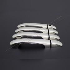 Накладки на дверные ручки Mercedes V-Class,Vito W447, 4 двери (без отверстием под сенсор) Нержавейка