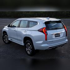Спойлер Sport-Line Mitsubishi Pajero Sport 4 2020-нв