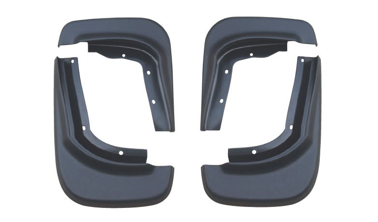 Брызговики передние для volkswagen amarok 10