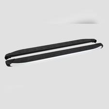 """Пороги, подножки, ступени NISSAN NAVARA 2014-н.в., модель """"Alyans"""""""