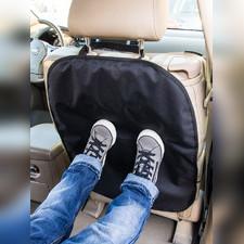 Защита сидения от грязных ног ребенка