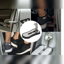 Подножка универсальная, для удобства погрузки и выгрузки грузов на автомобиль