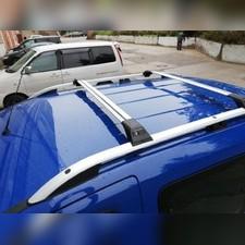 Поперечины на рейлинги аэродинамические Cadillac SRX 2010-2018 Tourmaline V1 SILVER