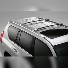 Багажник, поперечины на штатные рейлинги Lexus GX 460 (OEM)