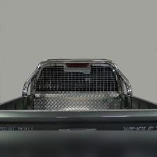 Защита кузова и заднего стекла (без надписи) 76,1 мм Great Wall Wingle 7 2020-нв