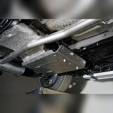 Защита бака (алюминий) 4мм Haval Jolion 2021 - нв