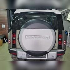 Бокс запаски, запасного колеса на Land Rover Defender 2 2019-нв (OEM)