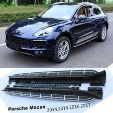 Комплект порогов Porsche Macan 2014 - 2020 (копия оригинала - OEM Style)