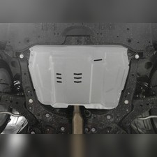 Защита картера и КПП - все алюминий 4 мм