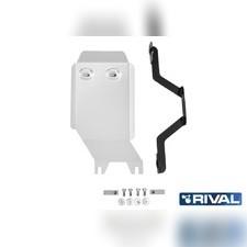 Защита редуктора для Toyota RAV4 2019-, V - 2.0, 2.5; полный привод, алюминий 4 мм, c крепежом