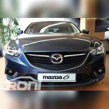 Решётка радиатора Mazda 6 2012-2014