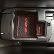 Вставка в подлокотник, органайзер. OEM-Tuning Nissan Qashqai 2014 - нв