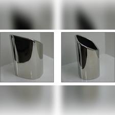 Насадка на выхлопную трубу (нержавеющая сталь) OEM Volkswagen Passat B6 2006-2011