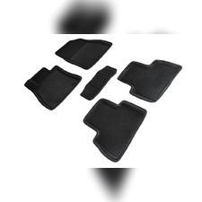 Коврики салона EVA 3D соты Nissan Juke 2011-н.в.