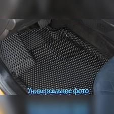 Коврики салона EVA 3D ромб KIA Sorento IV 7 seats 2020-н.в.