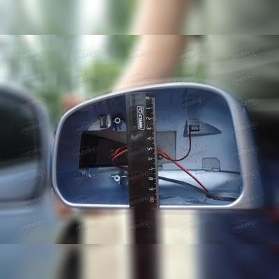 Накладки на зеркала с поворотниками