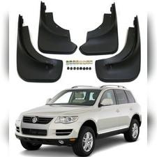 Брызговики VW Touareg 2002-2010 (OEM)