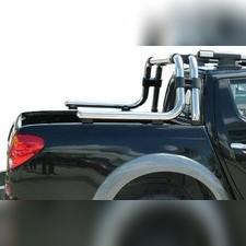 """Защитная дуга в кузов, модель """"DOBLE"""" 70 мм"""