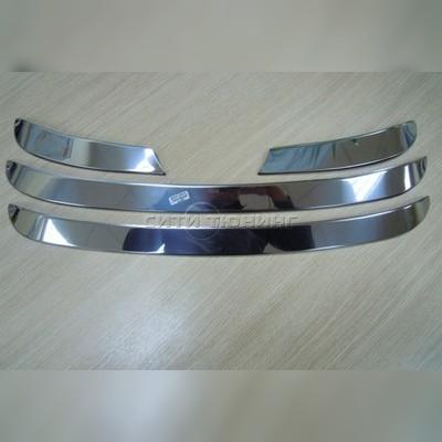 Накладки на решетку радиатора