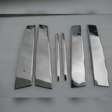 Молдинги дверных стоек (нержавеющая сталь)