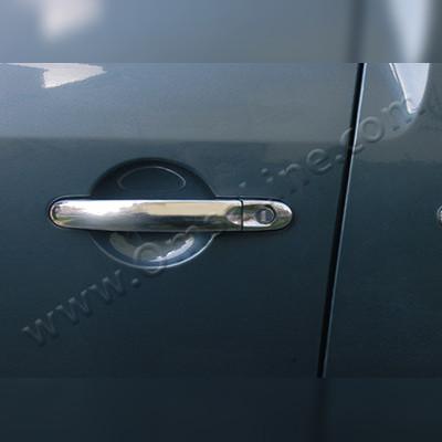 Накладки на дверные ручки (4-х дверная модель)