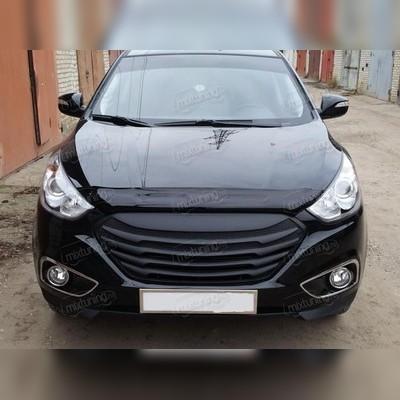 Дефлектор капота Hyundai ix35 2010 - 2015 (EGR Австралия)