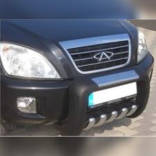 """Передняя защита из полиуретаном с логотипом """"Tingo"""""""
