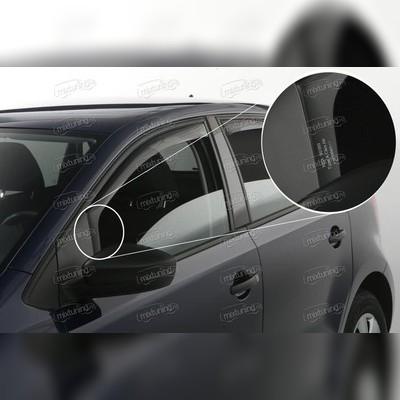 Дефлекторы боковых окон (передние)