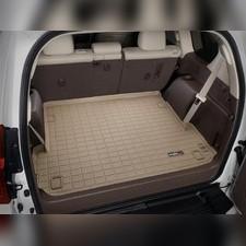 Коврик багажника (бежевый)