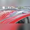 Рейлинги крыши (с багажником)