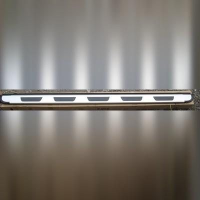 Комплект алюминиевых порогов