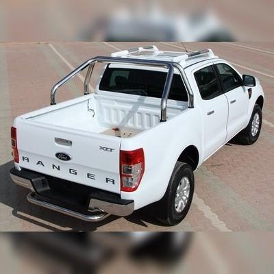 """Защитная дуга в кузов, модель """"Delux"""" 70мм"""