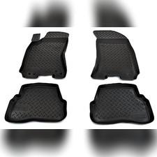 Коврики в салон (черные) Volkswagen Passat B5 1996 - 2005