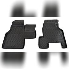 Коврики в салон передние(черные) Volkswagen T4