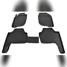 Коврики салона Mitsubishi Pajero Sport 2008-2016
