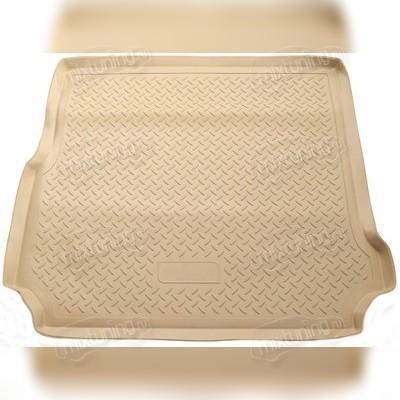 Коврик в багажник (бежевый)