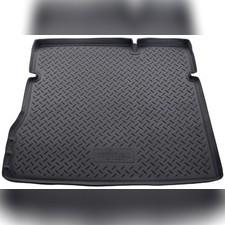 Коврик в багажник (черный) (2WD) Renault Duster 2011-нв