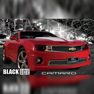 Комплект решеток, цвет черный для V6