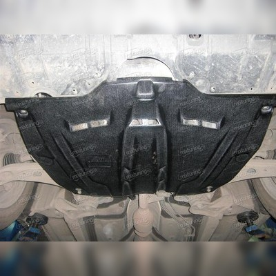 Защита картера + КПП (Композит 8 мм)