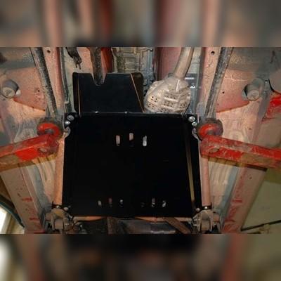 Стальная защита механической коробки передач и раздаточной коробки