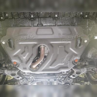 Защита картера Toyota RAV 4 2006 - 2019 (сталь 2 мм)