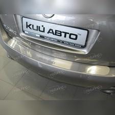 "Накладка на задний бампер, Nissan Murano II (Z51) модель ""Premium"""