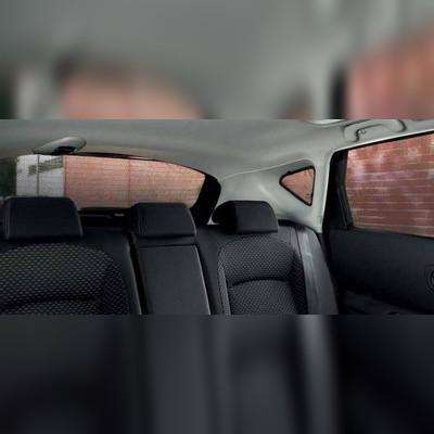 Шторки на стекла задних дререй