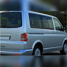 Накладки на фонари для VW Multivan 2010-2015