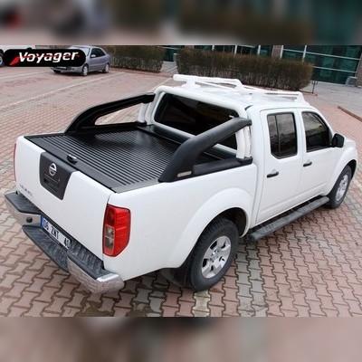 """Алюминиевая крышка """"ROLL ON"""" возможна установка с дугой в кузов """" DOUBLE"""" и """"PROGUARD"""" )"""