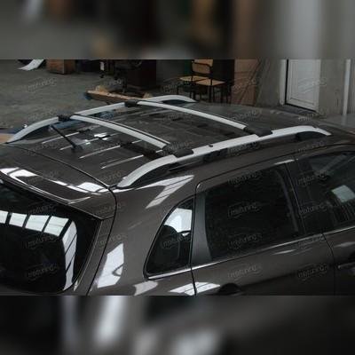 Комплект алюминиевых,аэродинамических поперечин на продольные рейлинги