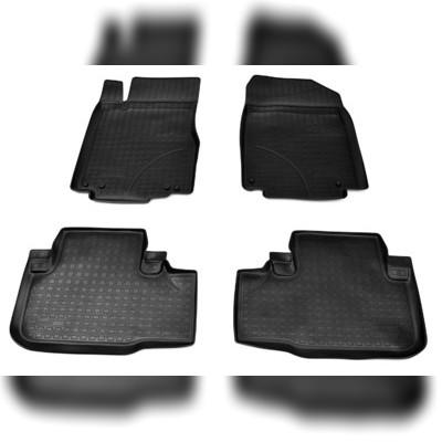 Коврики салона Honda CR-V (RM) 2012-нв
