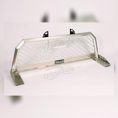 Защитная дуга в кузов пикапа из алюминия